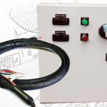 Custom control panels and heated hoses