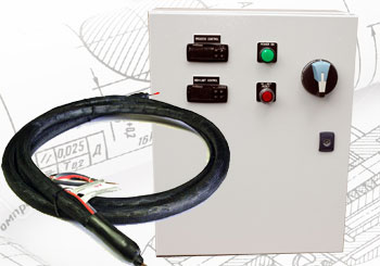 Control Panels & Heated Hoses