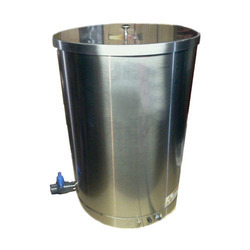 Stainless steel water tank heater